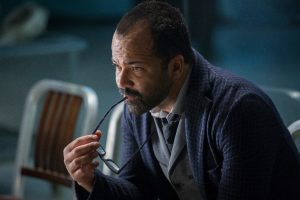 Jeffrey Wright hat Sorgen. Mit Recht in Westworld
