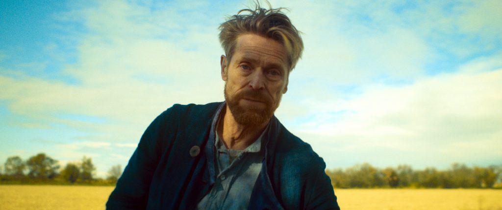 Willem Dafoe als Vincent van Gogh ©DCM