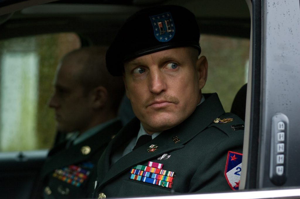 Woody Harrelson in The Messenger