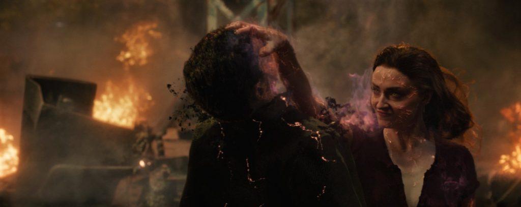 Jean Grey (Sophie Turner) kennt keine Gnade in X-Men: Dark Phoenix. © 2019 Twentieth Century Fox