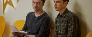 Zach Braff und Jim Parsons