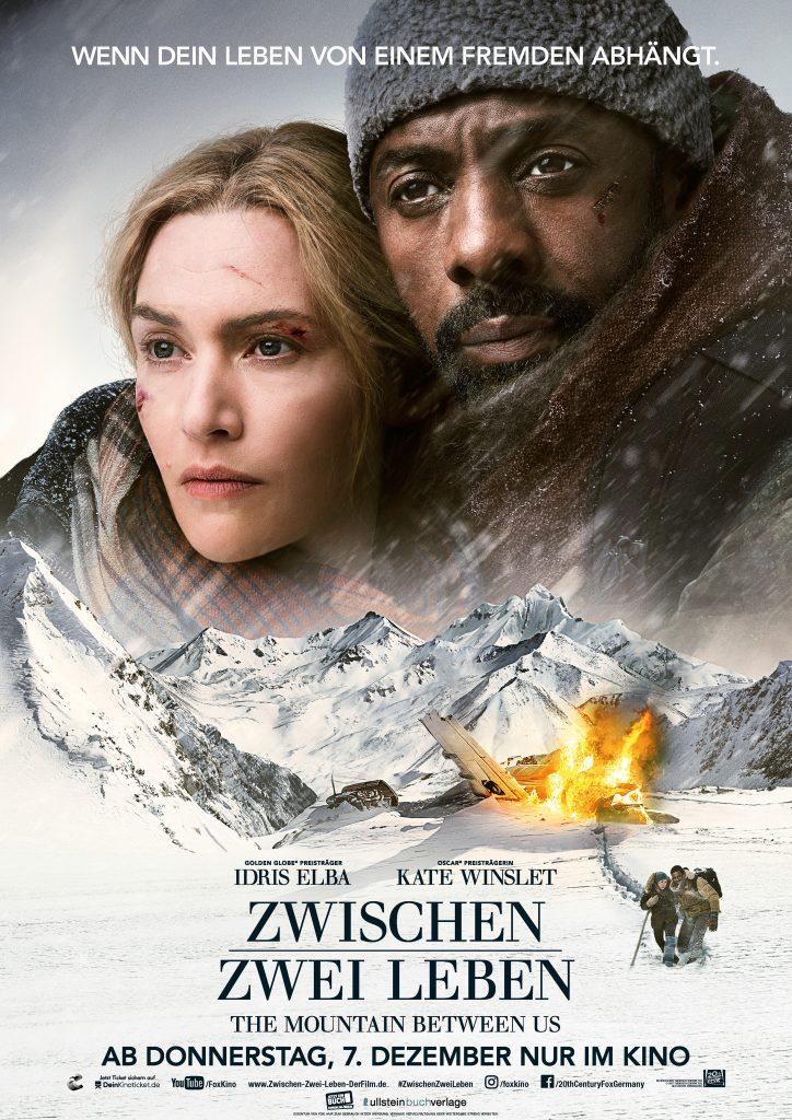 """Filmplakat von """"Zwischen zwei Leben"""" © 20th Century Fox"""