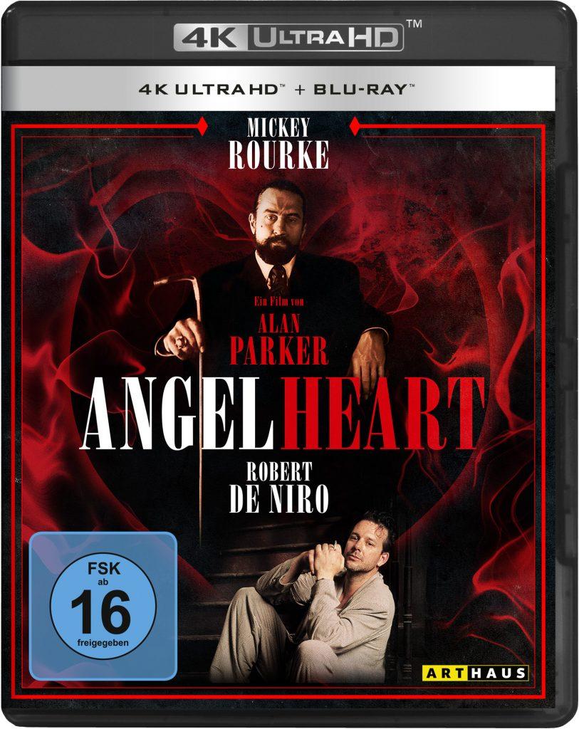 Das 4K-UHD-Cover zu Angel Heart von Studiocanal Home Entertainment