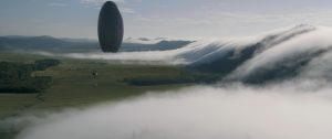 """Eine unbekannte Spezies auf der Erde in """"Arrival"""""""