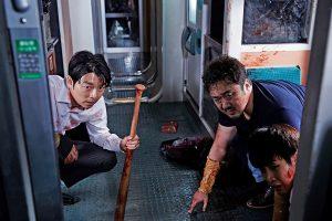 Train to Busan und Dong-seok Ma mit Yoo Gong von ©Splendid Film GmbH
