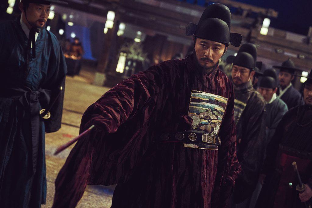 Kriegsminister Jang (Jang Dong-gun) © Splendid Film