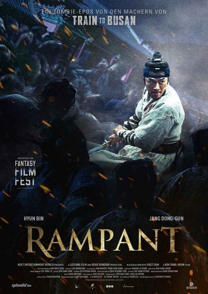 Plakat zu Rampant © Splendid Film