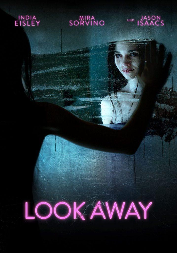 Das offizielle Poster von Look Away. © 2019 splendid film