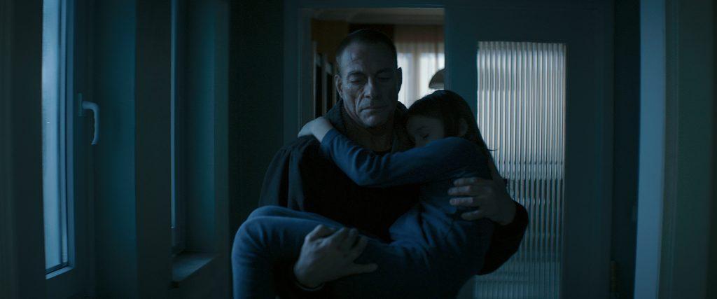 Lukas und seine Tochter © Constantin Film