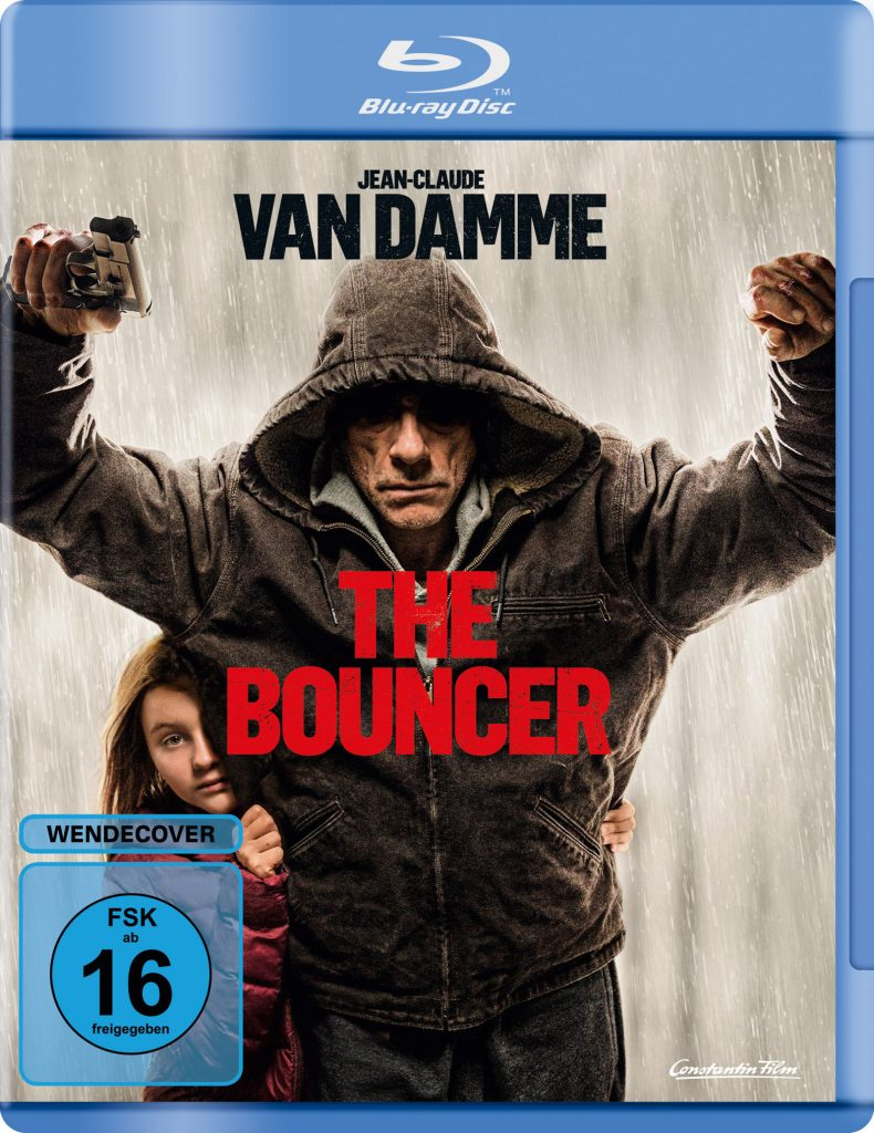 Blu-ray Cover zu The Bouncer © Constantin Film