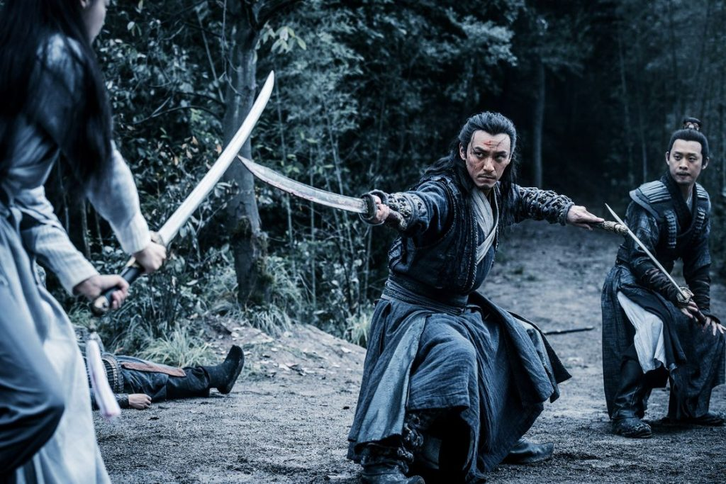 Screen 03 zu Brotherhood of Blades II © Pandastorm Pictures