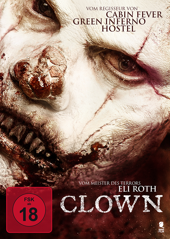 Das Cover von Clown. © Tiberius Film