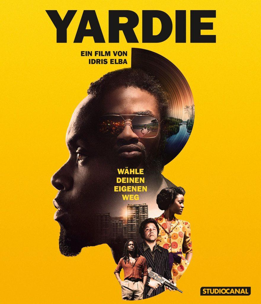 Offizielles Poster zu Yardie © Studiocanal Home Entertainment