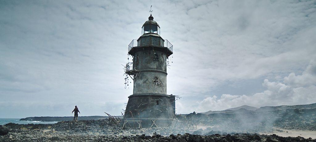 """Schauplatz des Grauens in """"Cold Skin - Insel der Kreaturen"""" © Tiberius Film"""