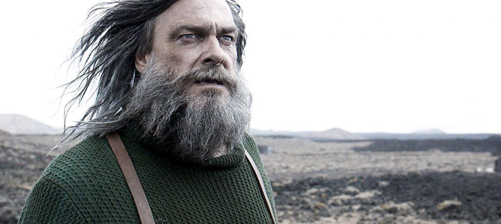 "Ray Stevenson in ""Cold Skin - Insel der Kreaturen"" © Tiberius Film"