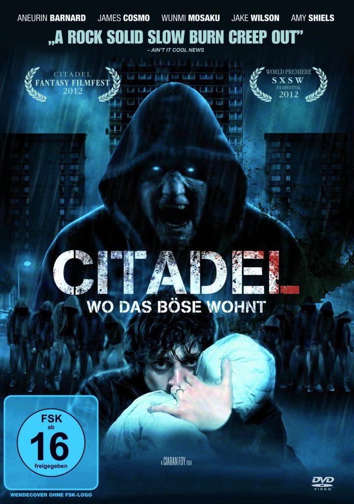 Das DVD Cover von Citadel. © Ascot Elite Home Entertainment