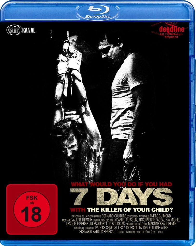 """Cover von """"7 Days"""""""