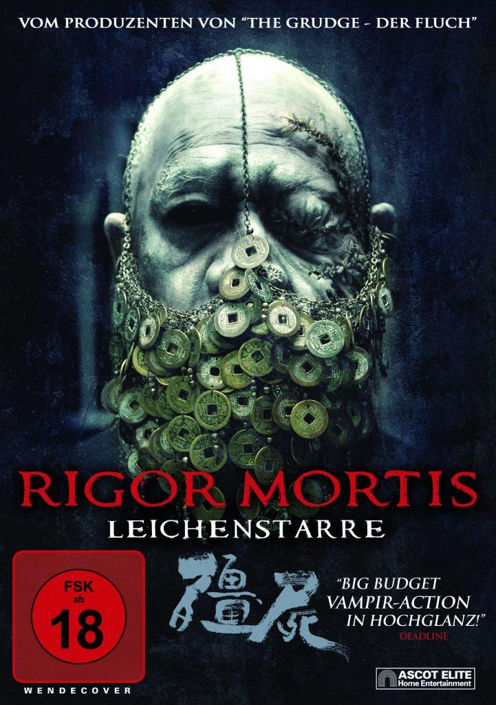 Das DVD Cover von Rigor Mortis - Leichenstarre. © Ascot Elite Home Entertainment