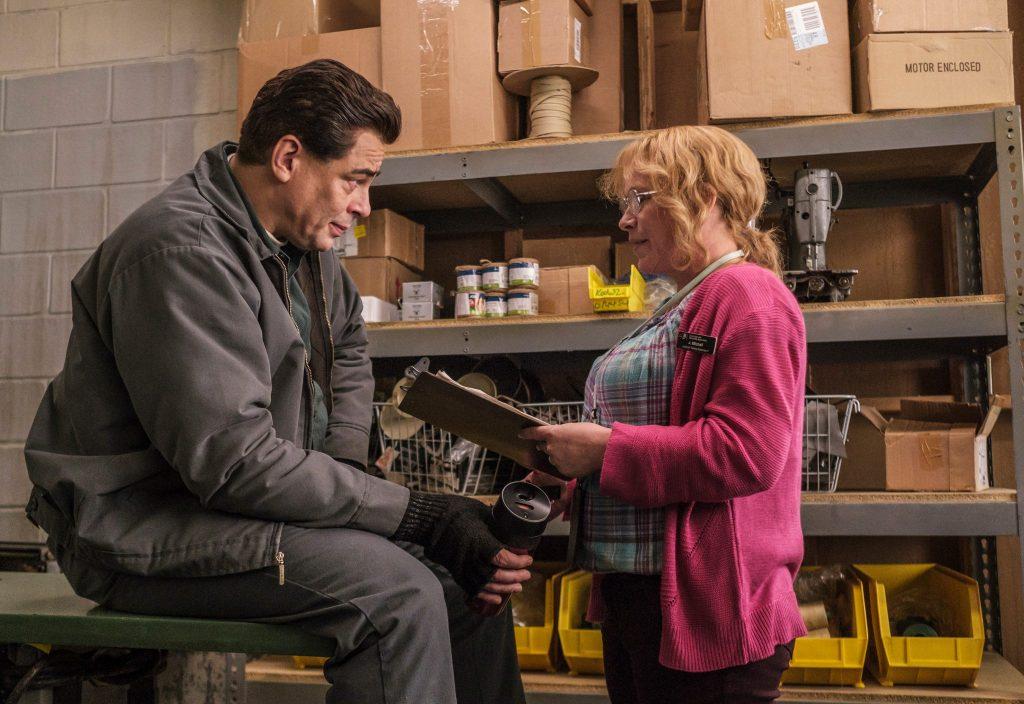 Matt nutzt Tilly für seine Pläne aus © Paramount Pictures