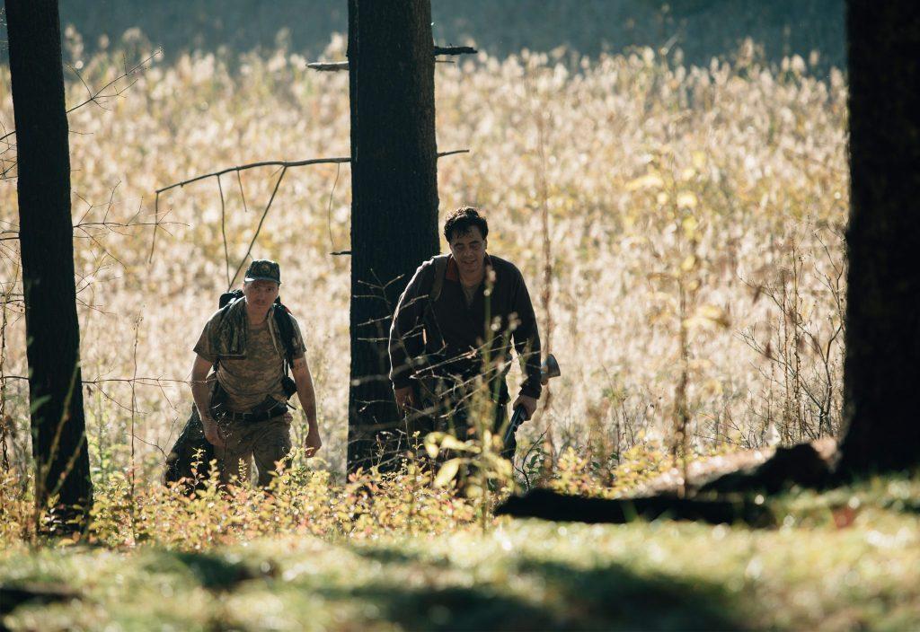 Zwei Mörder auf der Flucht durch die Wildnis © Paramount Pictures