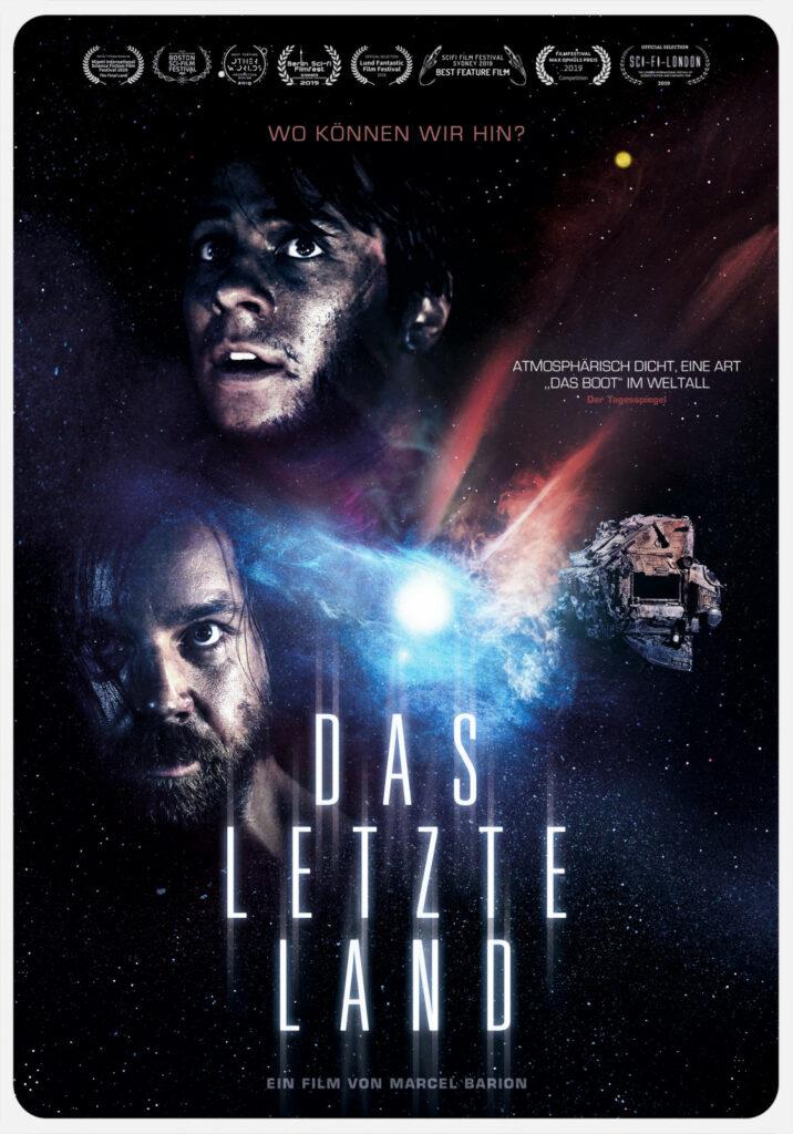 Offizielles Plakat zu Das Letzte Land