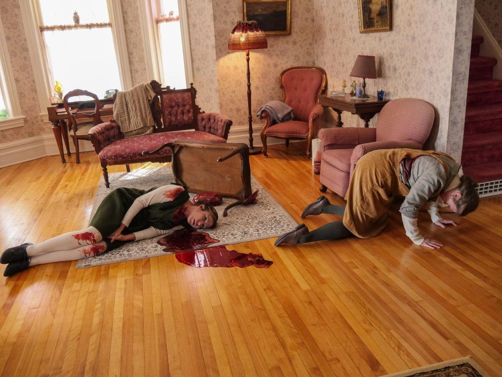 """Hier kommt jede Hilfe zu spät in """"Die Tochter des Teufels"""" © Koch Films"""