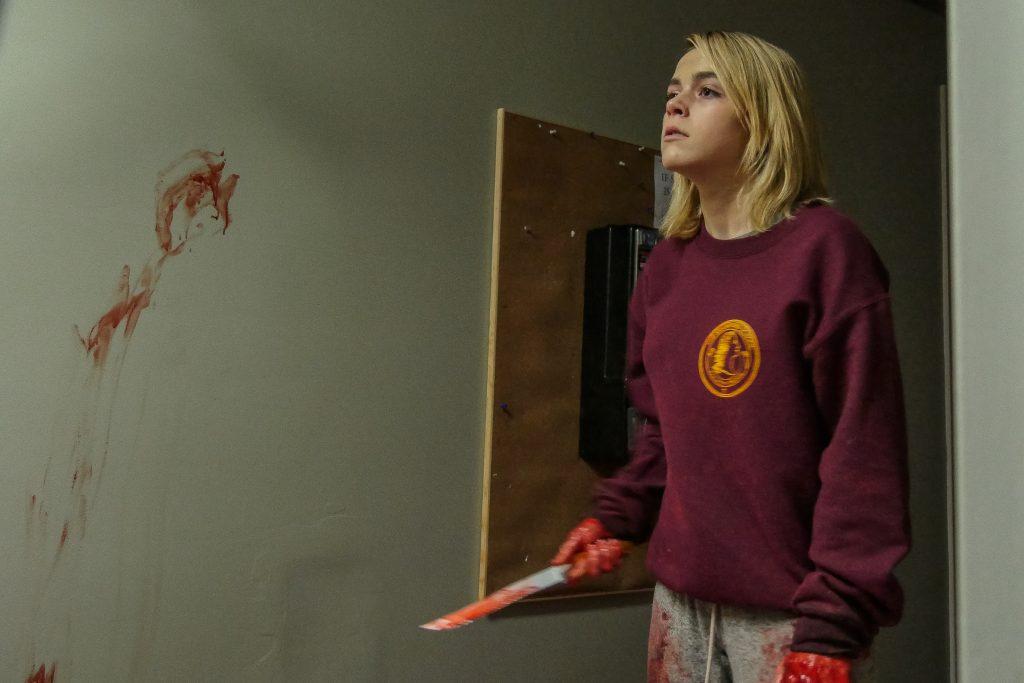 """Die Schülerin Kat in """"Die Tochter des Teufels"""" © Koch Films"""