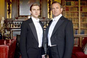 Dan Stevens und Hugh Bonneville in Downton Abbey von ©Universal Pictures Home Entertainment
