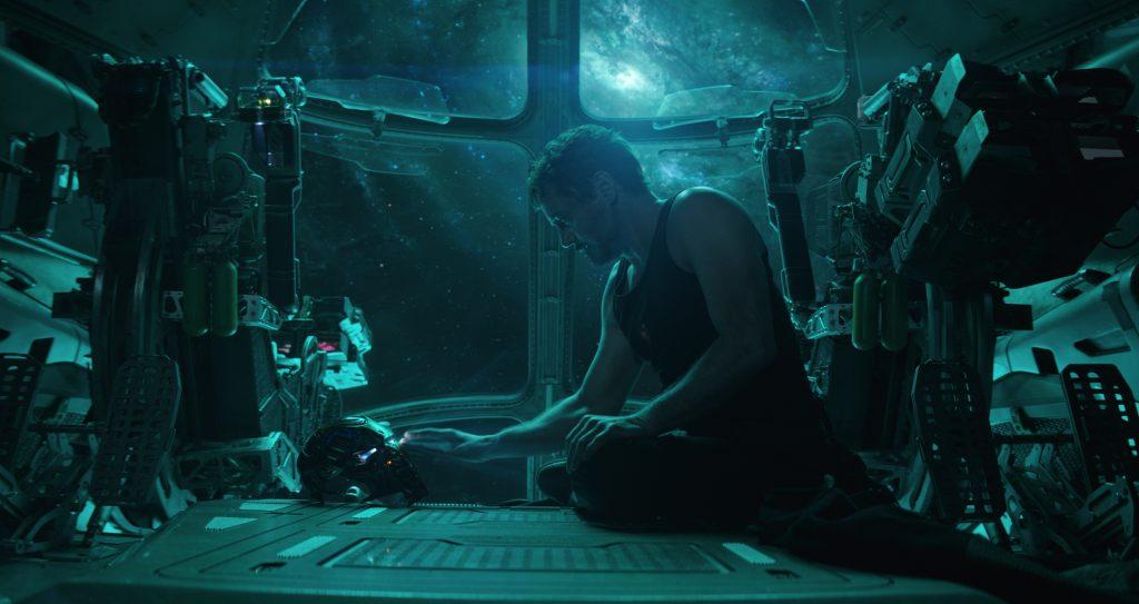 Tony Stark (Robert Downey Jr.) in Avengers: Endgame: Kunst- vs. Unterhaltungsfilm