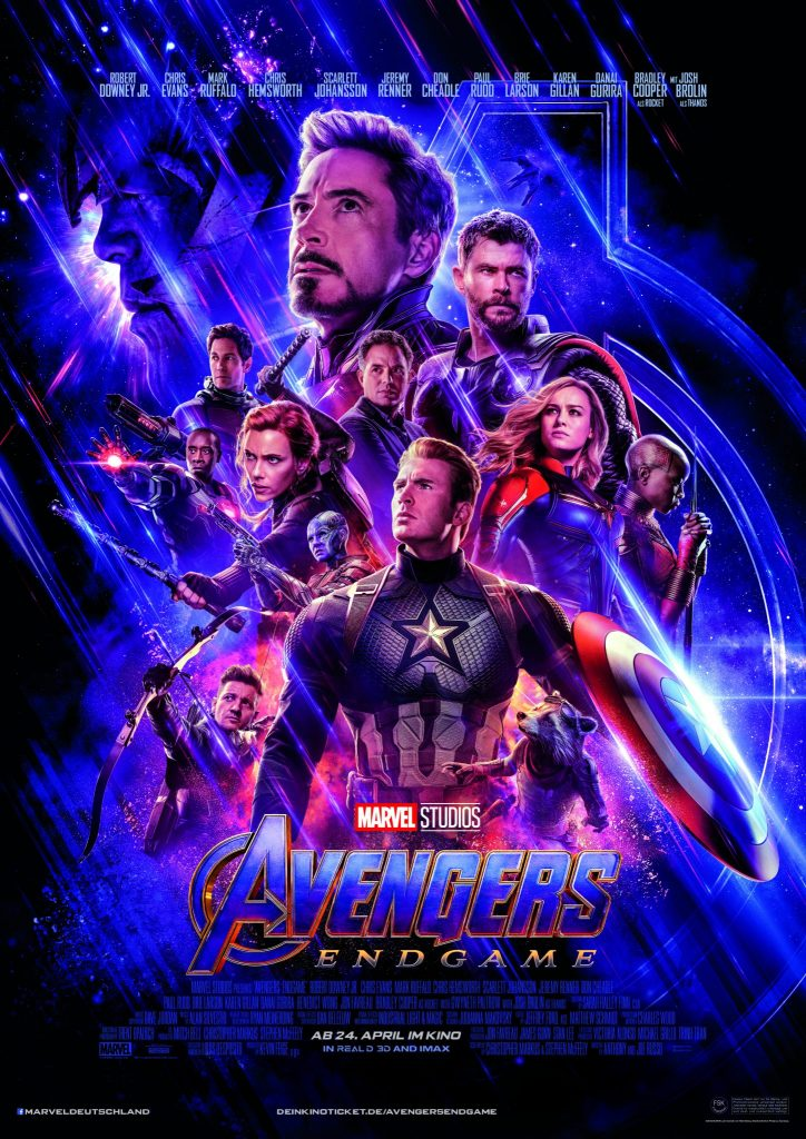 Einer der Top-Filme 2019: Avengers: Endgame © The Walt Disney Company Germany