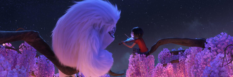 Everest und Yi sitzen auf einem Baum, Everest - Ein Yeti will hoch hinaus © Universal Pictures Germany
