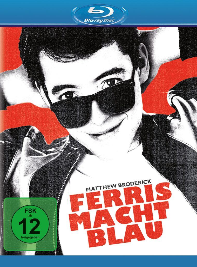 Ferris macht blau BR Cover © Paramount Pictures
