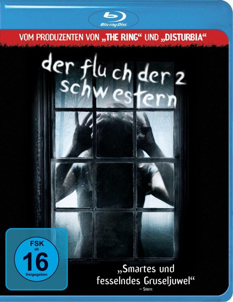 """Das Bluray Cover von Der Fluch der zwei Schwestern. """"Der Fluch der 2 Schwestern"""" auf Blu-ray & DVD erhältlich (©Paramount Pictures)"""