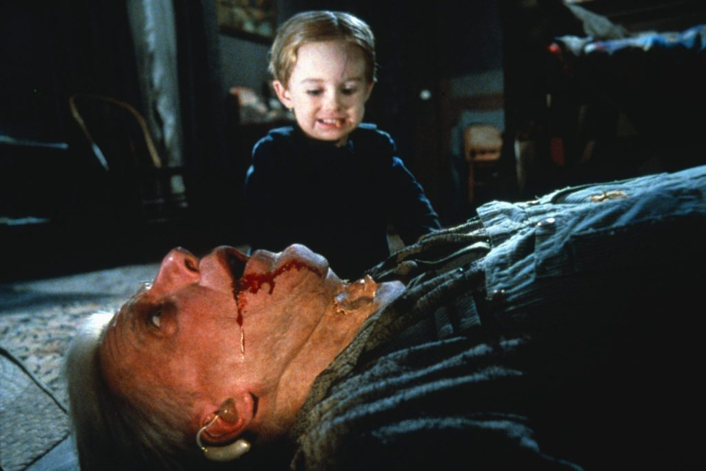 "Brutale Szenen in Friedhof der Kuscheltiere(1989). ""Friedhof der Kuscheltiere"", erhältlich auf DVD, Bluray & 4K (© Paramount Pictures)"