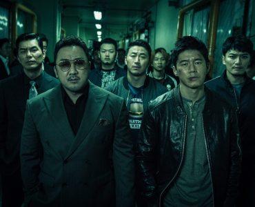 Jang und Jung jagen mit voller Unterstützung in The Gangster, The Cop, The Devil den Killer
