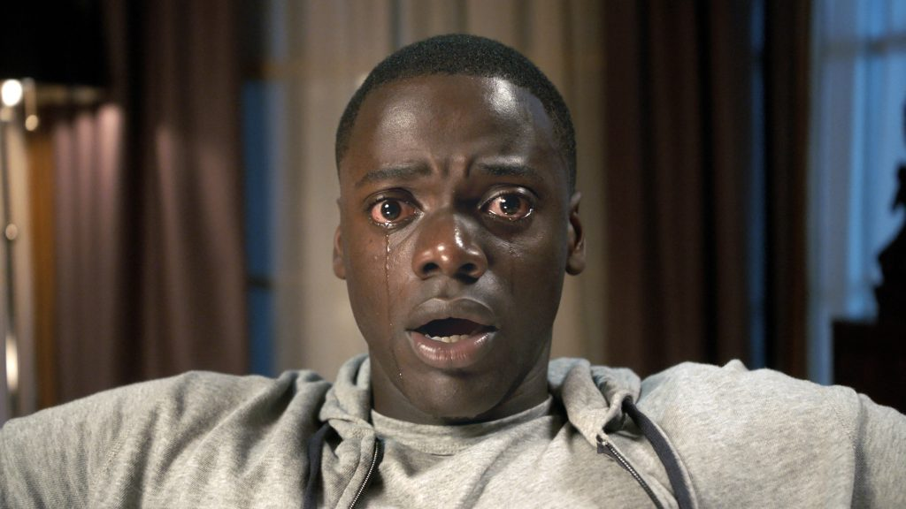 "Daniel Kaluuya as ""Chris Washington"" in ""Get out"" by ©Universal Pictures"