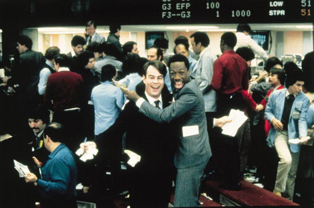 Billy Ray und Louis finden schließlich zueinander, um sich an der Börse an den Duke-Brüdern zu rächen © Universal Pictures