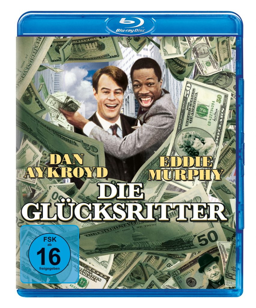 """Die Blu-ray zu """"Die Glücksritter"""" © Universal Pictures"""