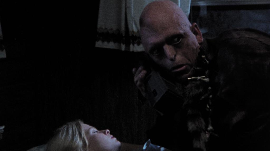 James Whitworth als Papa Jupiter im Original von The Hills Have Eyes