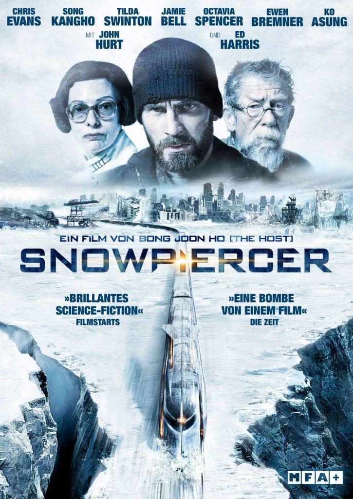 Offizielles Poster zu Snowpiercer