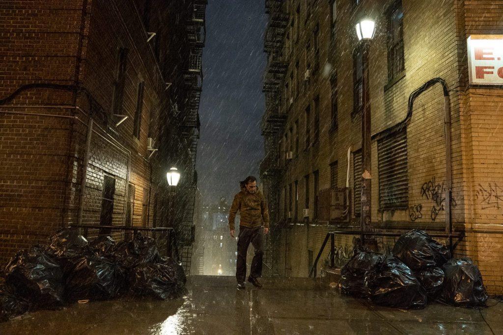 Arthur Fleck im Regen