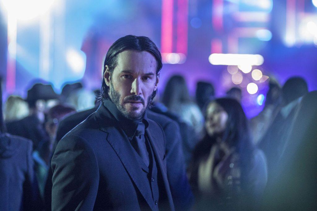 Auch in John Wick 2 ist Keanu Reeves wieder als titelgebender Auftragskiller unterwegs © Concorde Home Entertainment