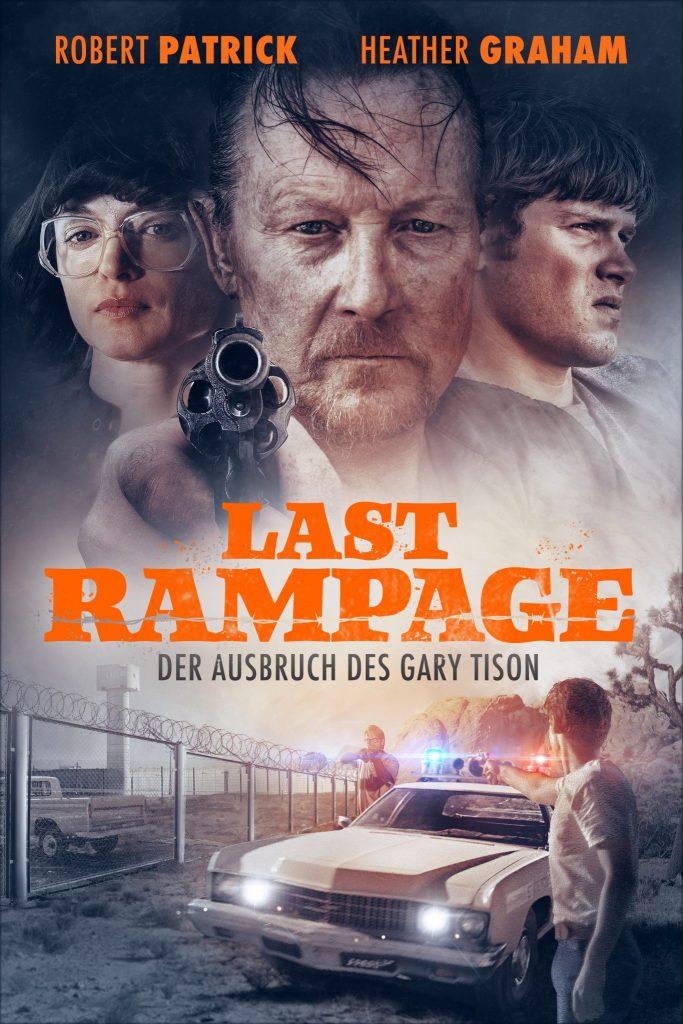 Das offizielle Plakat zu Last Rampage © Tiberius Film