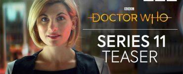 """Teaser-Trailer zur elften Staffel """"Doctor Who"""" © BBC/Polyband"""