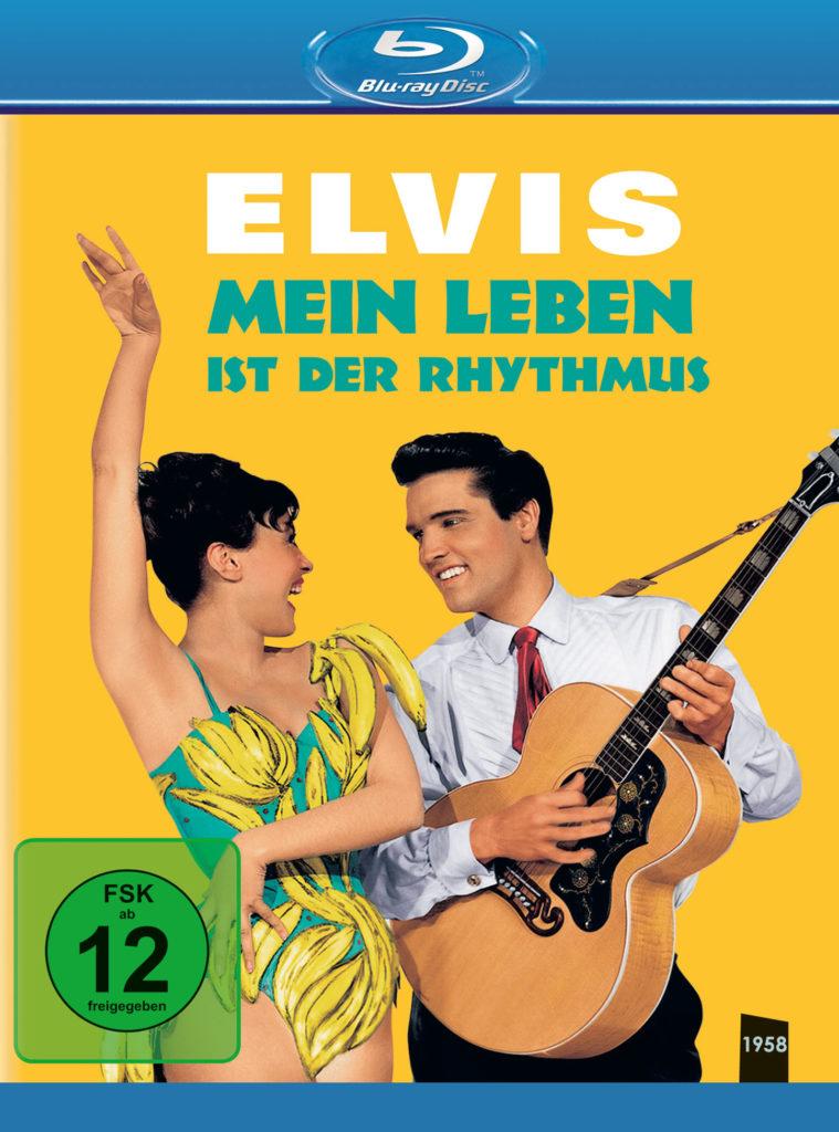 Blu-Ray-Cover, Mein Leben ist der Rhythmus
