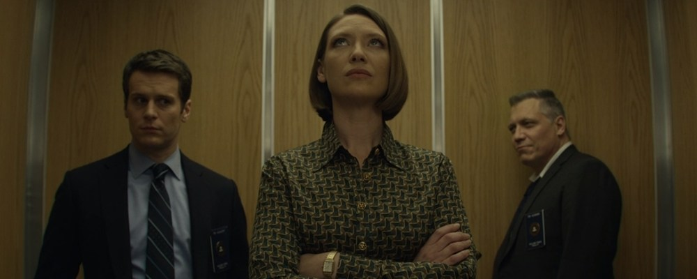 """Ein interessantes Dreiergespann in """"Mindhunter"""" © Netflix"""