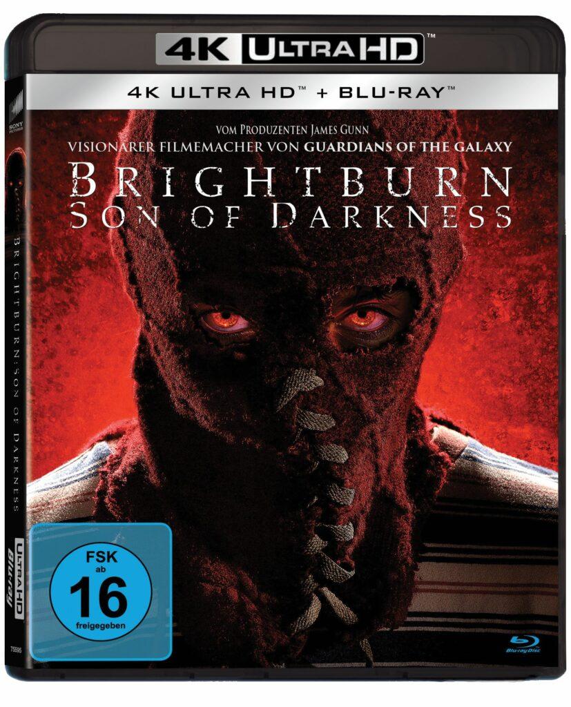 Offizielle 4K UHD BluRay zu BrightBurn