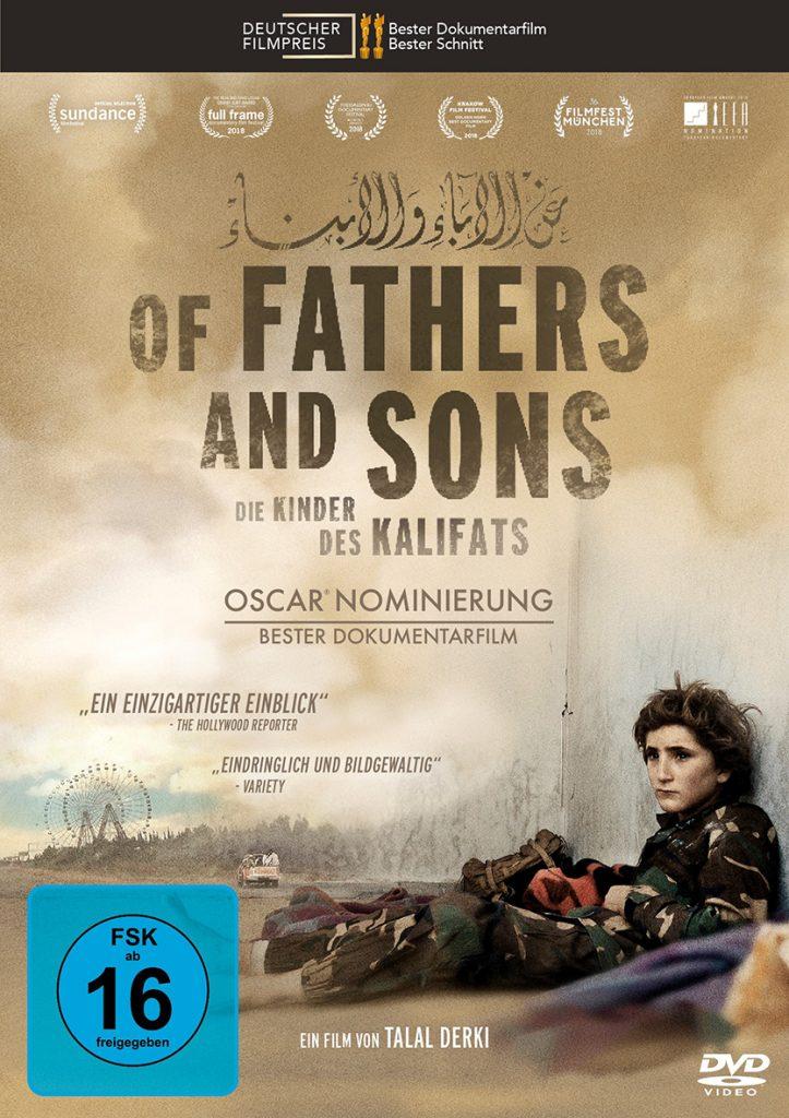 Das Cover von Of Fathers and Sons - Die Kinder des Kalifats zeigt den ältesten Sohn des Dschihadisten-Führers Abu Osama, Osama Osama.