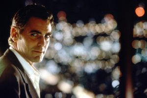 "George Clooney in ""Out Of Sight"""