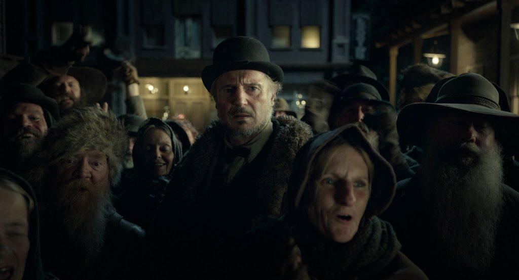 Nicht nur Liam Neeson macht in The Ballad Of Buster Scruggs eine gute Figur © Netflix